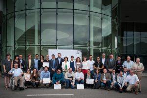 KirolDNA obtiene el premio Toribio Echevarria al emprendimiento innovador