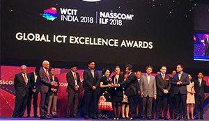 Nesplora recibe el premio «WITSA Emerging Digital Solutions»; el más prestigioso premio internacional en soluciones digitales emergentes